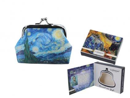 Malá peněženka V. van Gogh, Hvězdná noc v dárkové krabičce