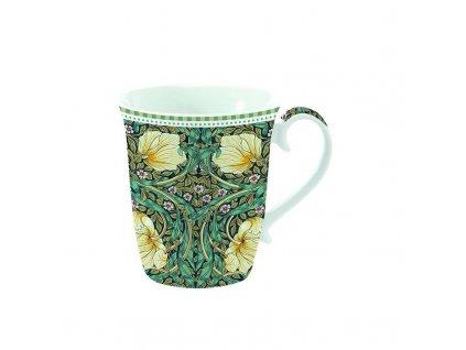 Porcelánový hrnek William Morris v dárkové krabičce