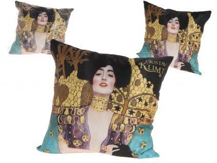 Polštář G. Klimt, Judith