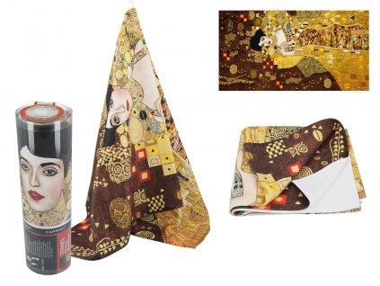 Ručník G. Klimt, Adele Bloch Bauer