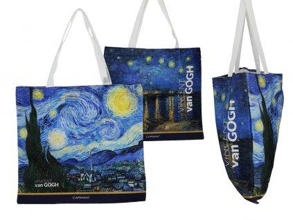 Látková taška, V. van Gogh, Starry night
