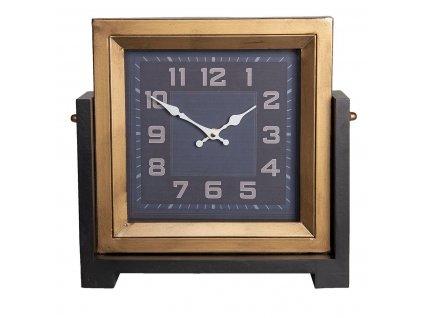 Stolní hodiny - 34*10*34 cm