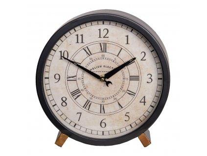 Stolní hodiny - Ø 25*8 cm