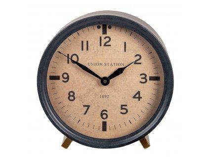 Stolní hodiny - Ø 30*12 cm