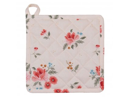 Podložka nebo chňapka LITTLE ROSE COLLECTION - 20*20 cm