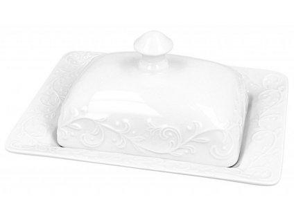 Porcelánová máselnička HEMINGWAY