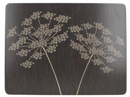 Creative Tops - Korkové prostírání Silhouette malé /29*21 cm/ - 6 ks v balení