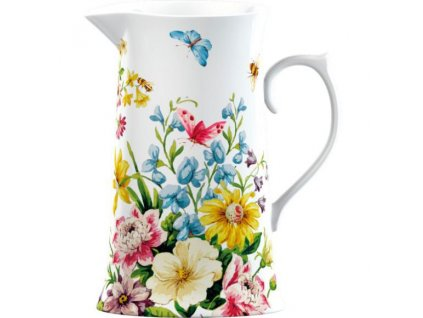 Creative Tops - Porcelánový džbán English Garden - 950 ml