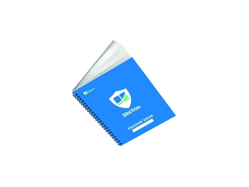Produkt pracovní kniha PP 461x465