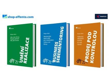 3 knihy