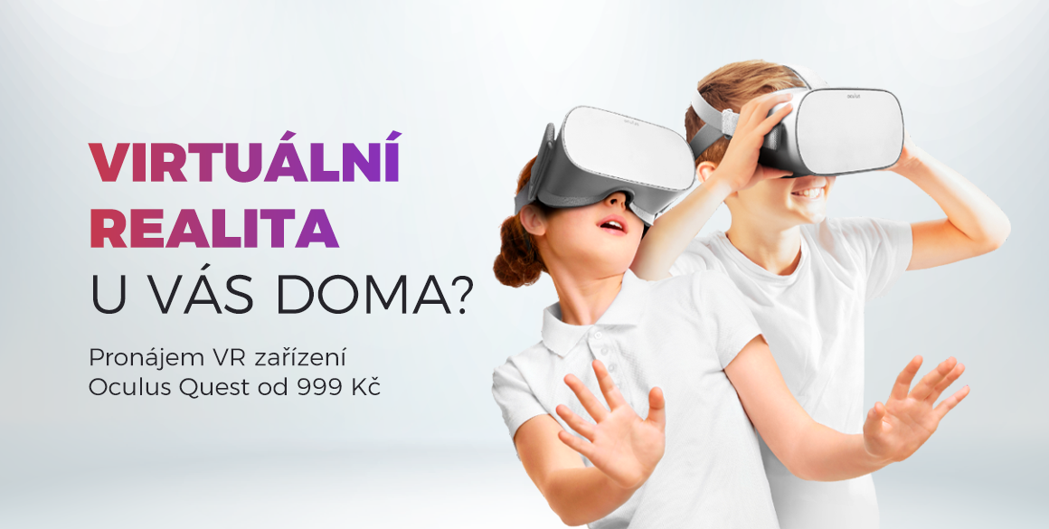 Pronájem Virtuální reality Brno