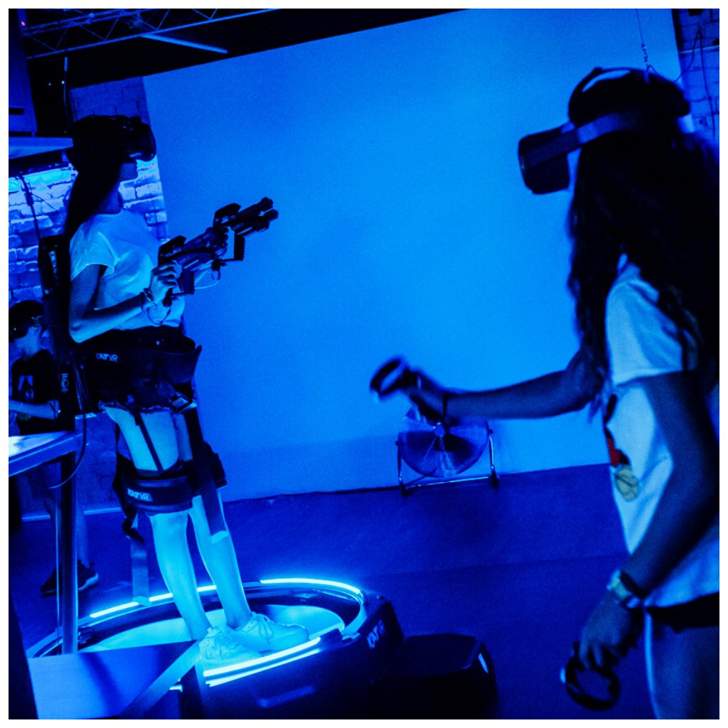 Virtual Games produkt 3