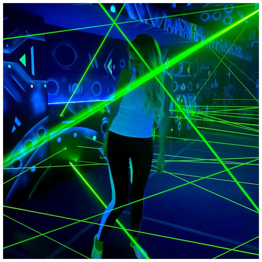 Laser Labyrinth info1