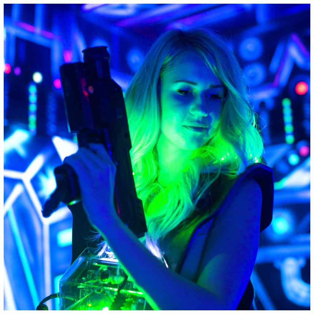 Laser Arena 3