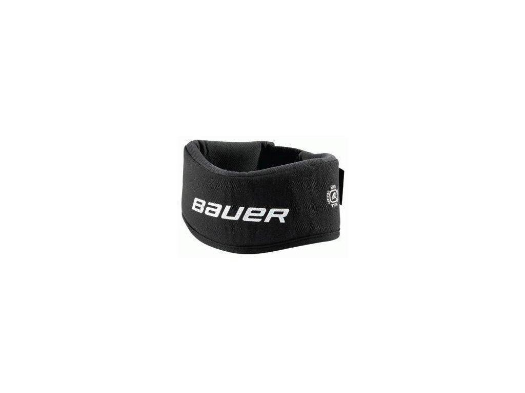 Nákrčník BAUER NG NLP7 Core Neckguard Collar Sr