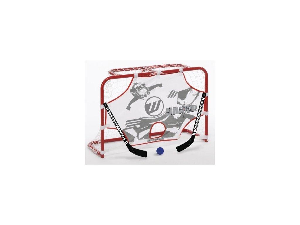 dětská hokejová branka Winnwell Mini Set 32