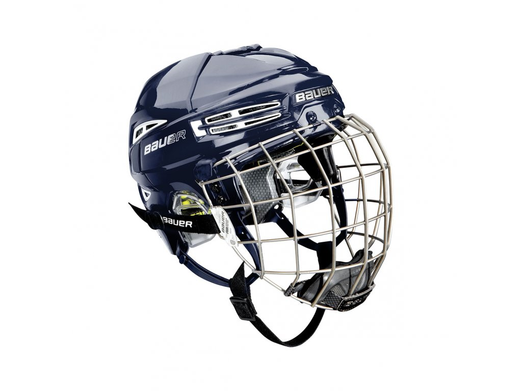 Hokejová helma BAUER RE-AKT 100 Combo - NAV