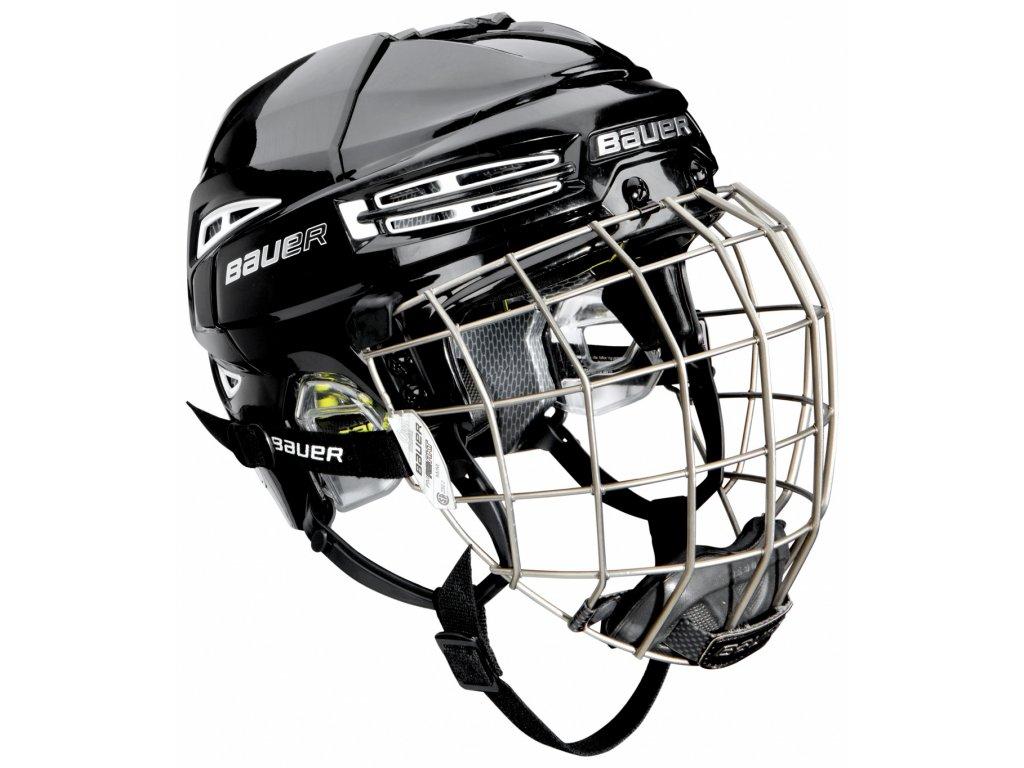 Hokejová helma BAUER RE-AKT 100 Combo - BLK
