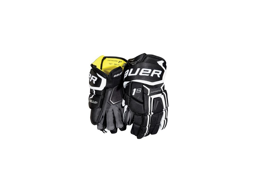 Hokejové rukavice BAUER SUPREME 1S S-17 SR