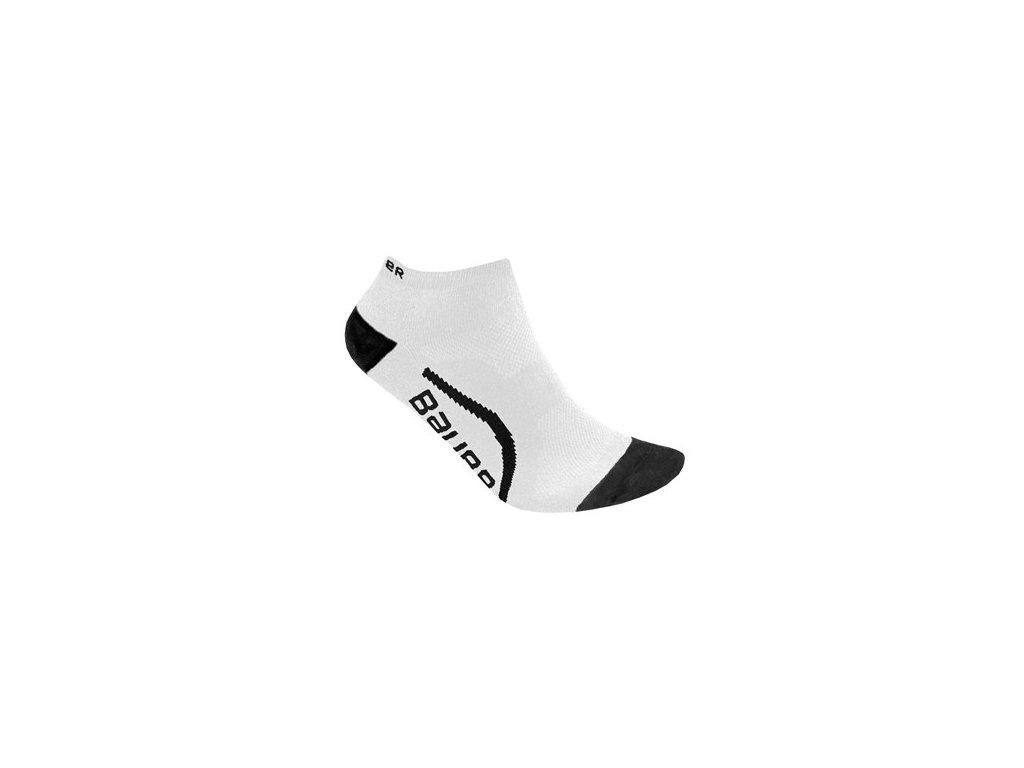 Ponožky BAUER CORE ANKLE SOCK - WHT