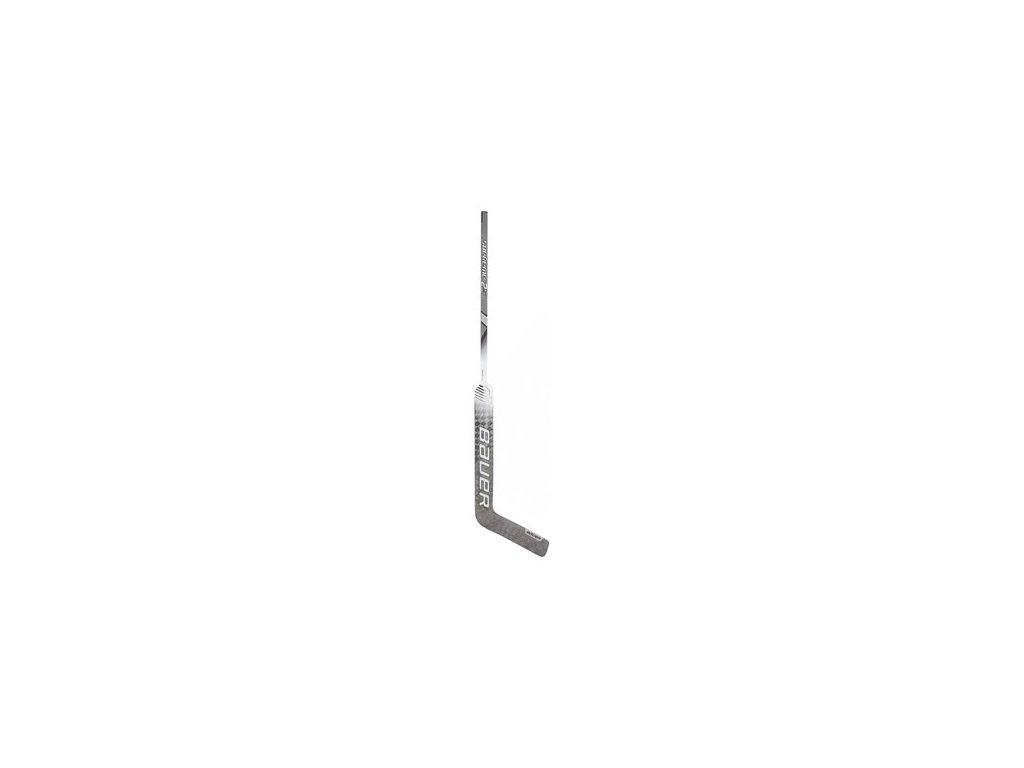 Hůl G. BAUER S18 SUPREME 2S PRO GOAL STK SR - RHT (P31) (MTO