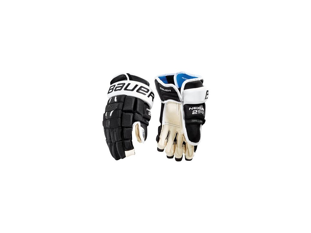 Rukavice BAUER S18 NEXUS 2N GLOVES - SR
