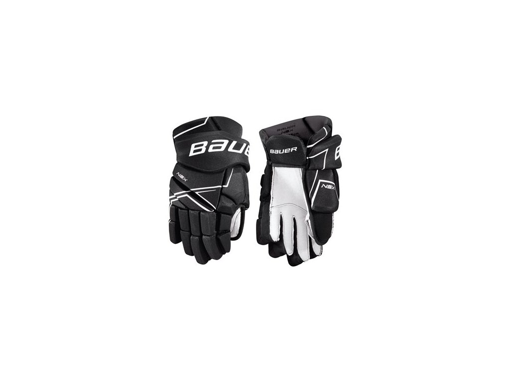 Rukavice BAUER S18 NSX GLOVES - SR
