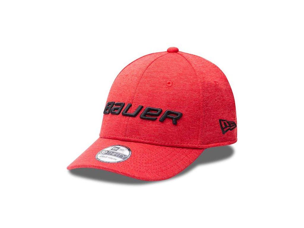 Čepice BAUER/NEW ERA 3930 - SR - RED