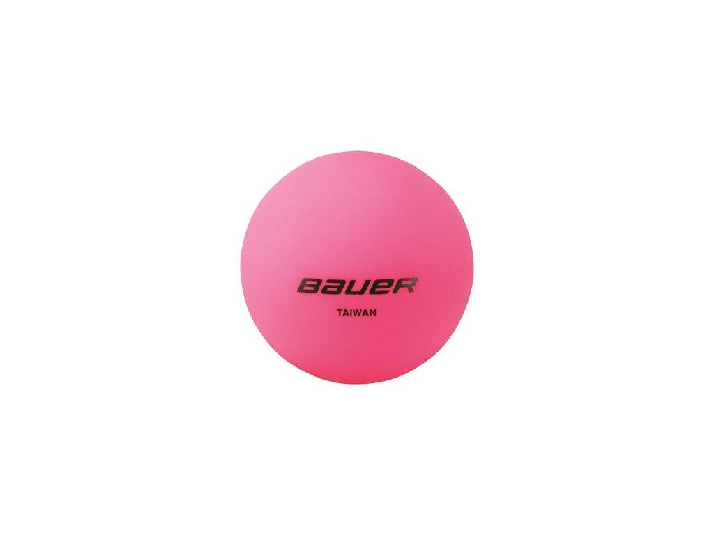 Míček BAUER Cool Pink - 4 ks