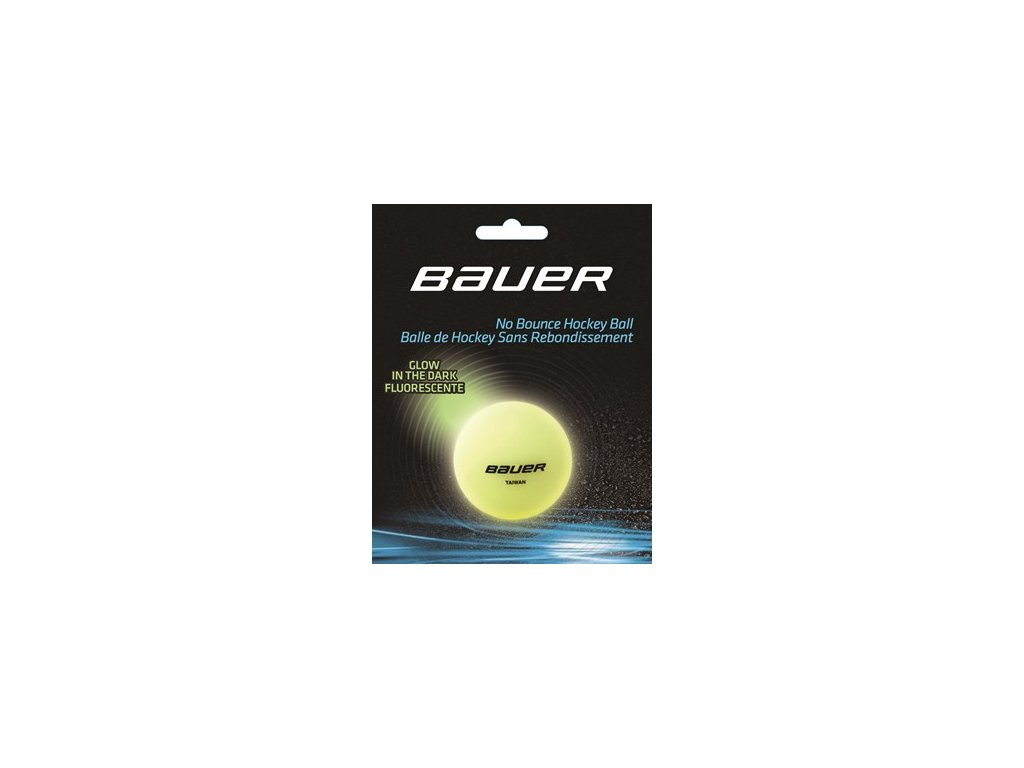 Míček BAUER Glow in the dark