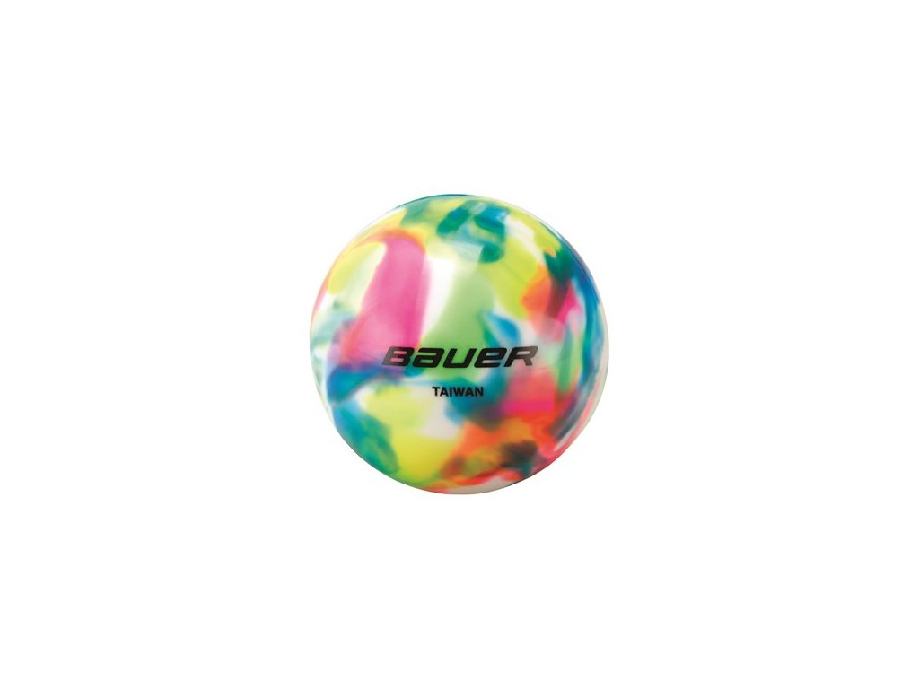 Míček BAUER Multi-colored Ball - 1ks