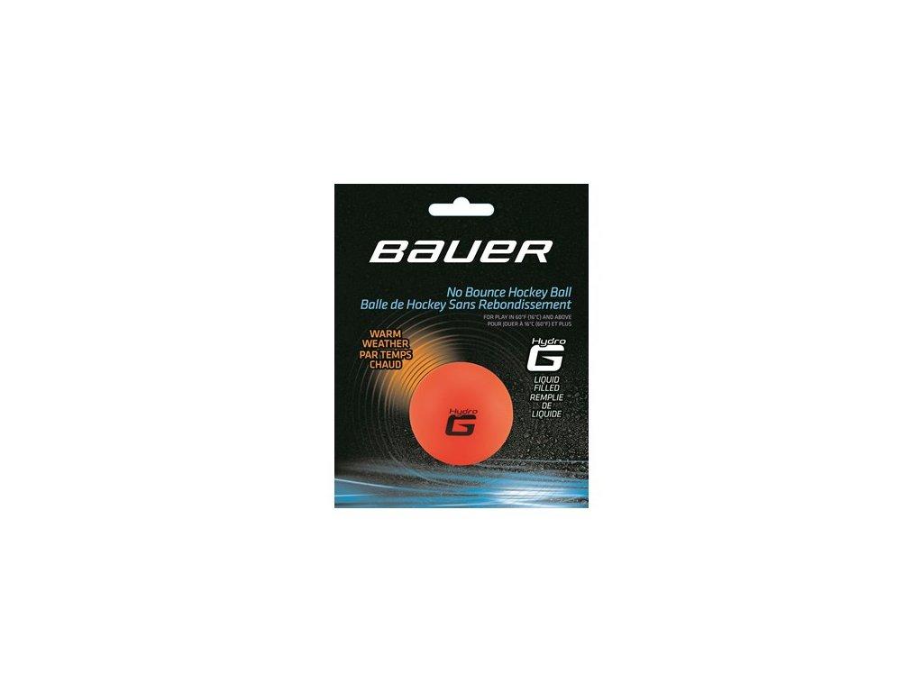 Míček BAUER Hydro G Warm Orange - 1 ks