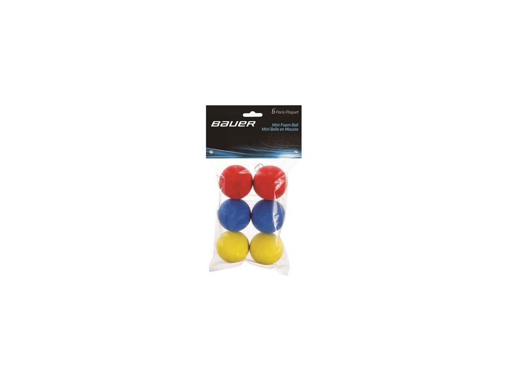 Mini Foam Ball - 6 pack