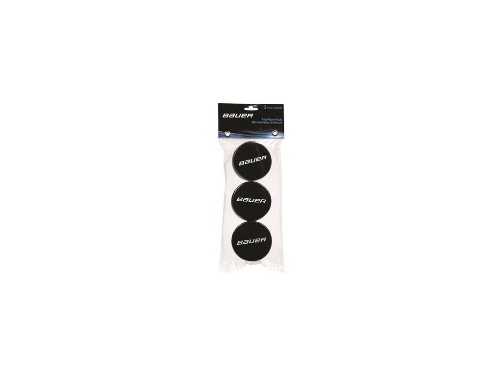 Mini Foam Puck - 3 pack