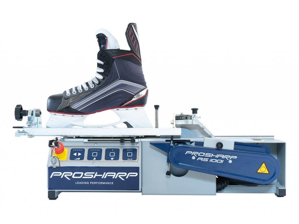AS1001PORTABLE SC hockeyskates frilagd