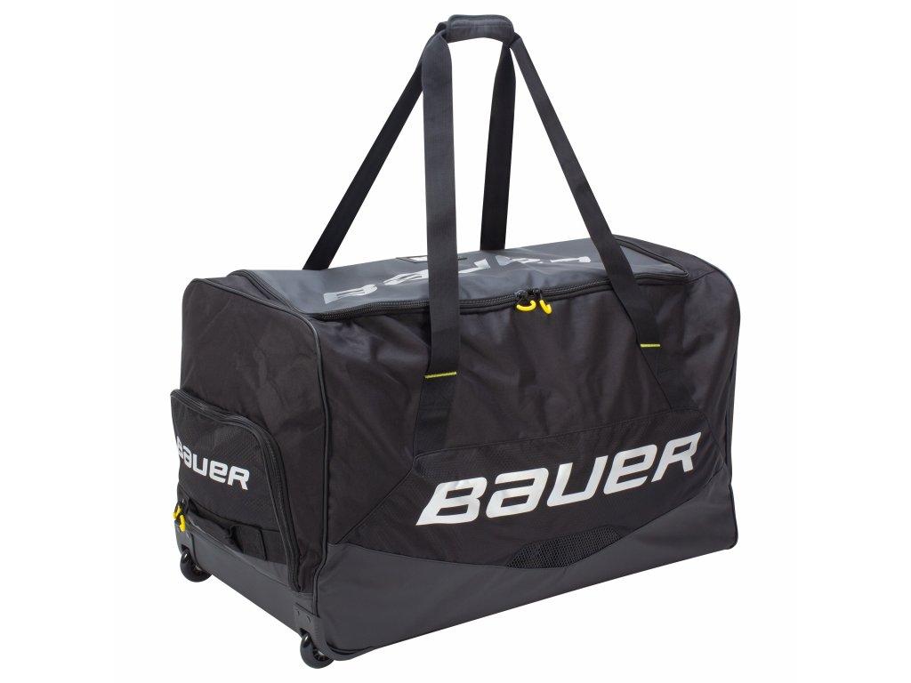 Taška BAUER S19 PREMIUM WHEELED BAG (JR) - BLK