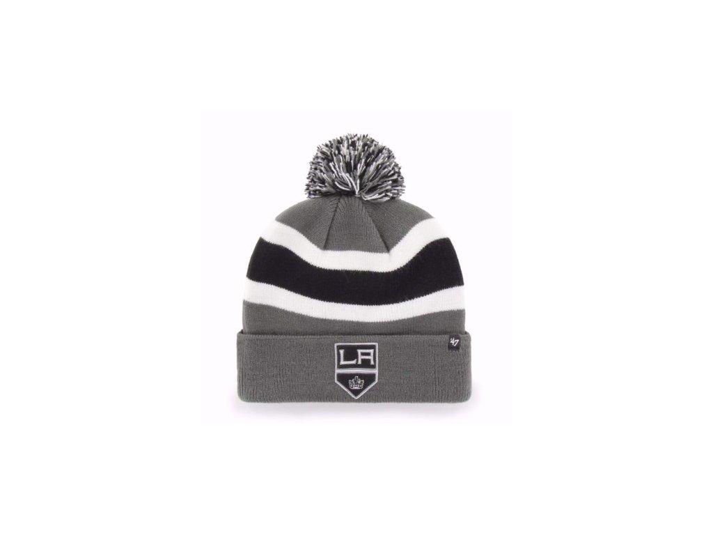NHL Los Angeles Kings Breakaway '47 CUFF KNIT
