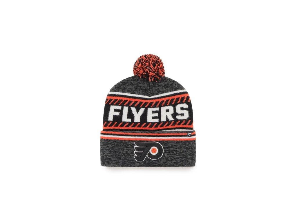 NHL Philadelphia Flyers Ice Cap '47 CUFF KNIT