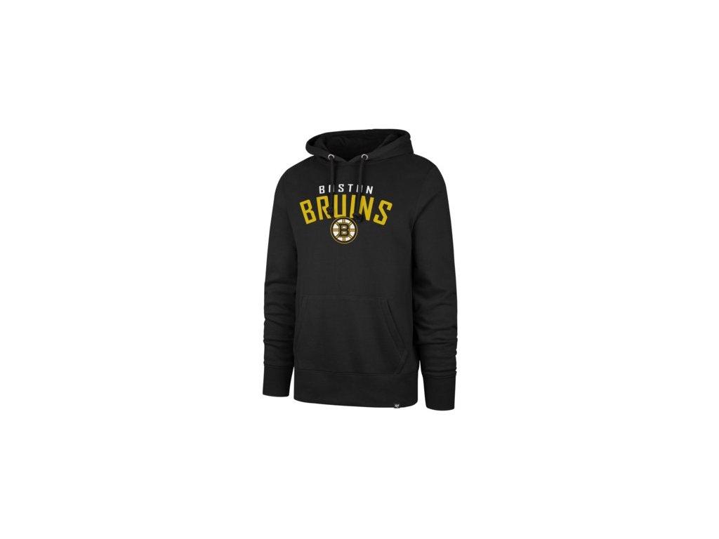 NHL Boston Bruins Outrush '47 HEADLINE Pullover Hood
