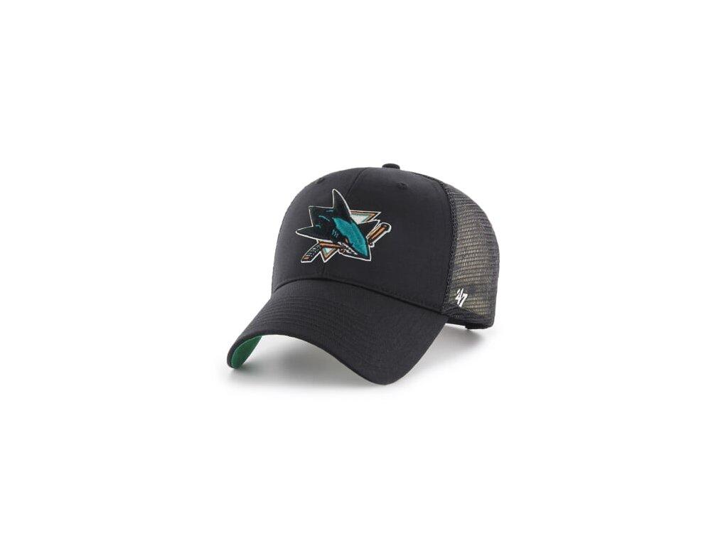 NHL San Jose Sharks Branson '47 MVP