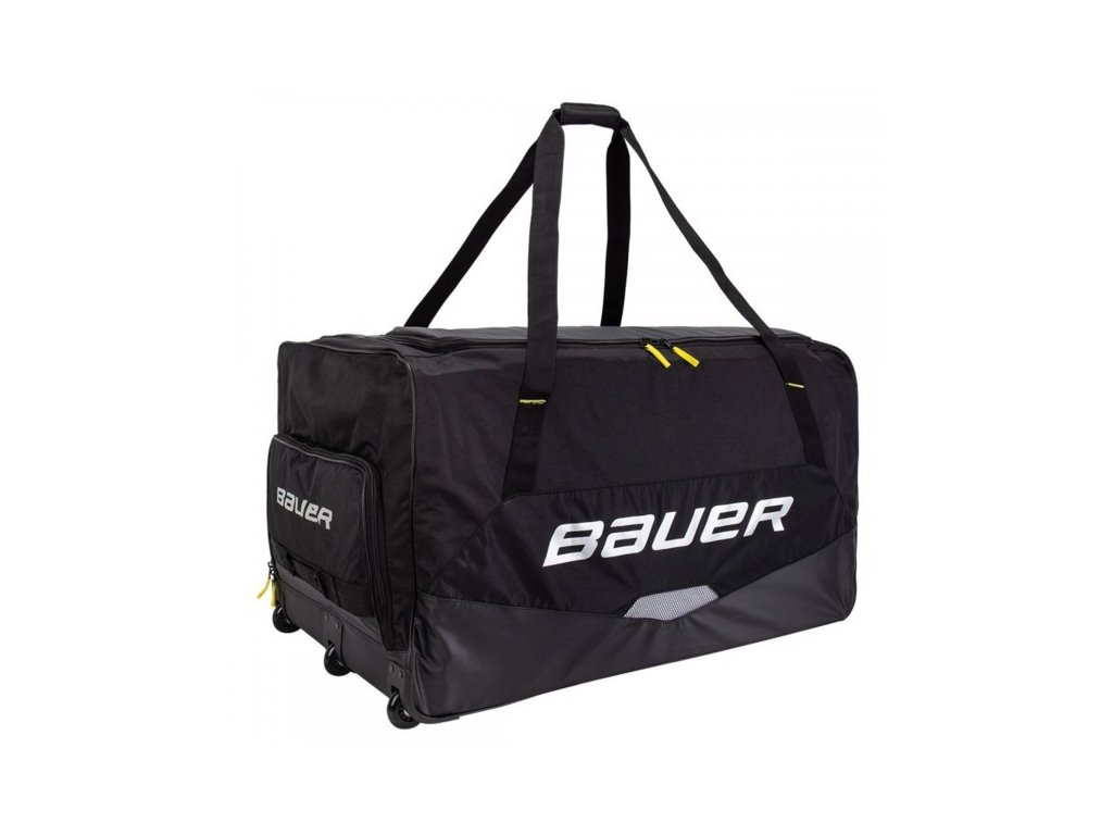 Taška BAUER S19 PREMIUM WHEELED BAG (GOAL) - BLK