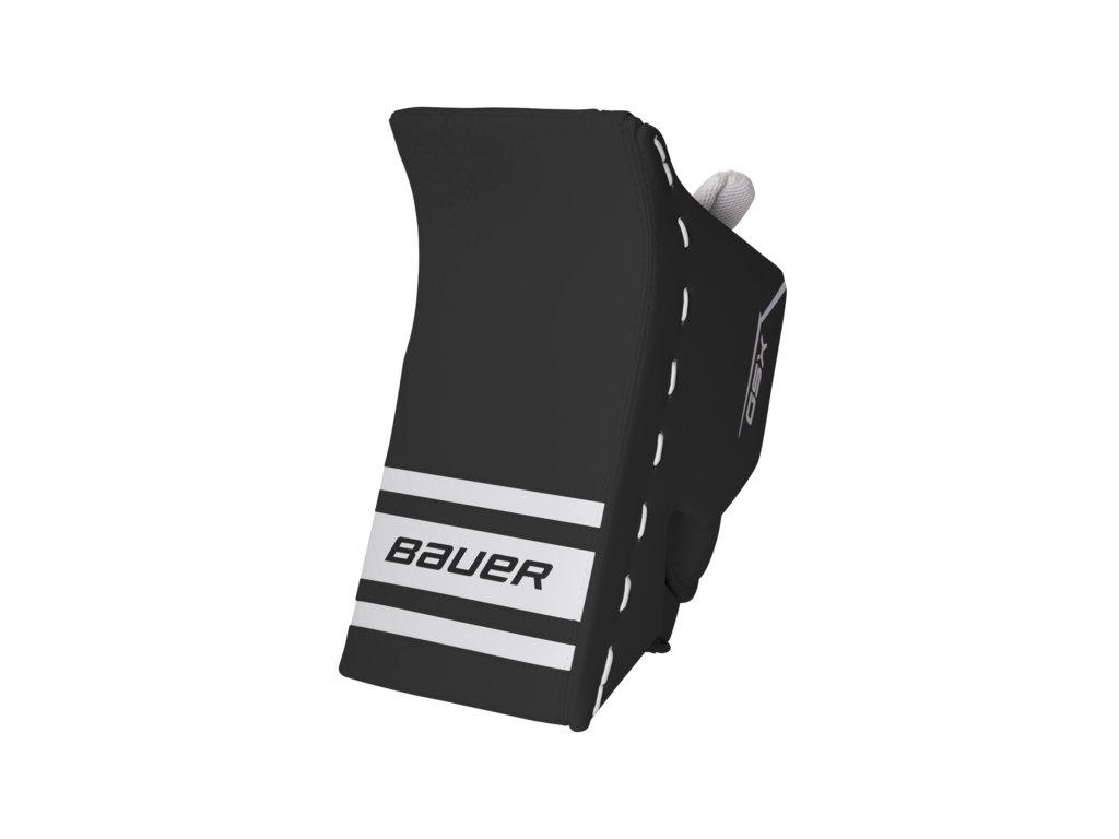 Vyrážečka BAUER S20 GSX BLOCKER JR (MTO)