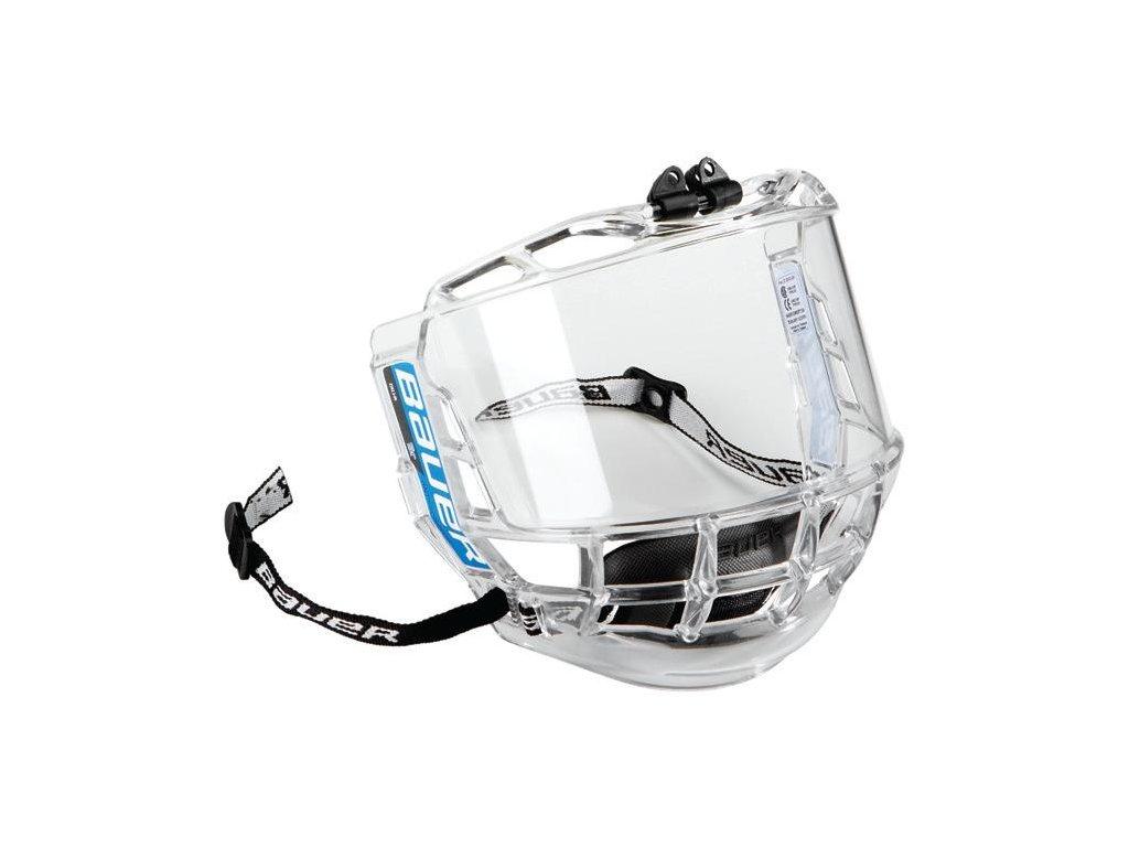Plexi BAUER Concept 3 Full Shield Jr