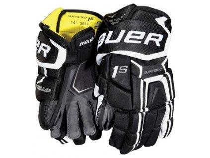 Hokejové rukavice BAUER SUPREME 1S S-17 YTH