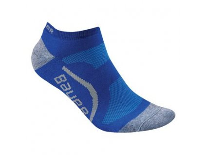 Ponožky BAUER CORE ANKLE SOCK - BLU