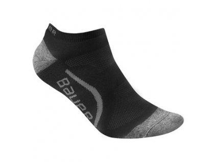 Ponožky BAUER CORE ANKLE SOCK - BLK