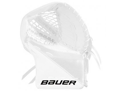 Lapačka BAUER S18 SUPREME S27 CATCH GLOVE JR - WHT