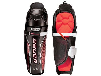 Holeně BAUER S18 NSX SHIN GUARD - JR