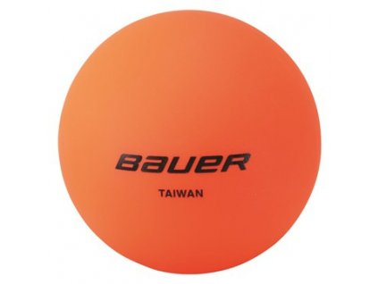 Míček BAUER Warm Orange - 1 ks