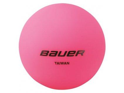 Míček BAUER Cool Pink - 1 ks